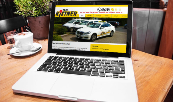 AIVEO-CREATIVE-DESIGN---WEBDESIGN-Taxi-Kistner-www.aiveo.de